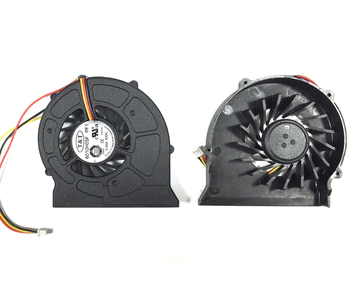 MSI-CR600-Laptop CPU Fans